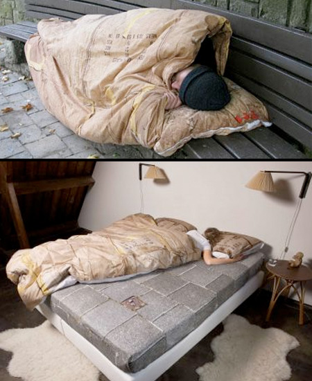 Street Bed Sheets