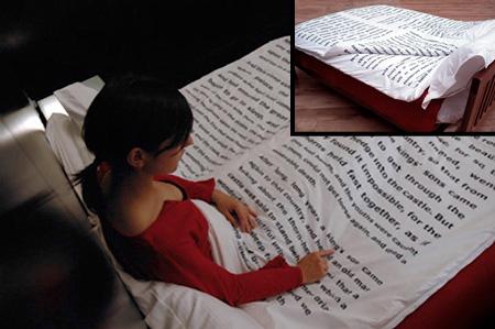 Bedtime Stories Blanket