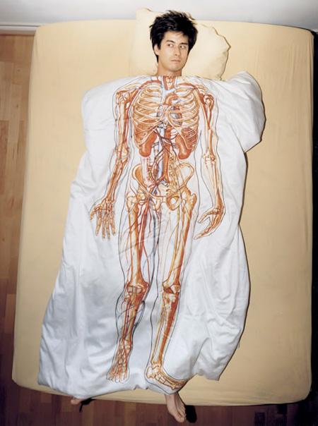 Anatomical Blanket