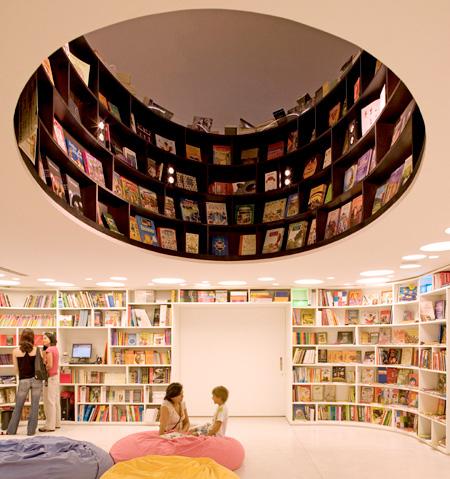 Unique Bookstore