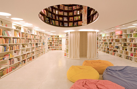 Sao Paulo Bookstore