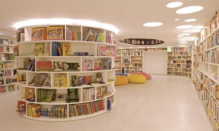 Bookstore in Brazil