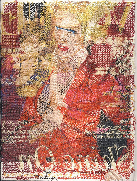 Stitched Cover
