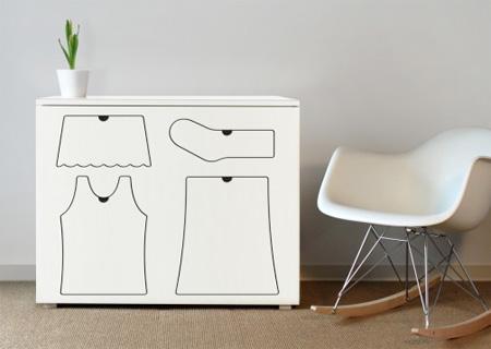 Creative Dresser
