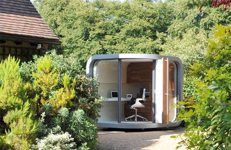 Tiny Backyard Home Office This Small Recording Studio Designed By