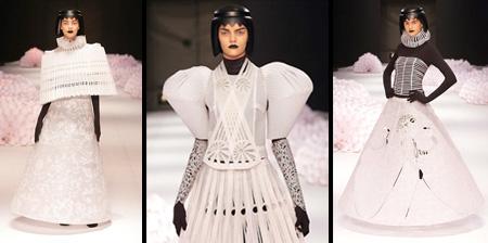 Amazing Paper Dresses