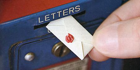 Worlds Smallest Postal Service
