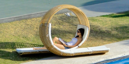 Spiral Lounge Chair