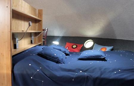 UFO Bedroom