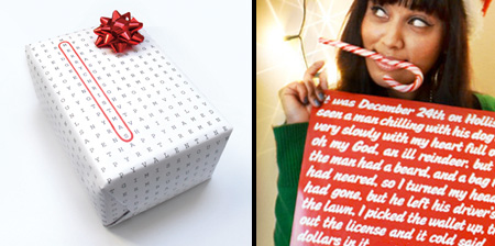Creative Wrapping Paper