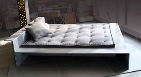 Concrete Bed