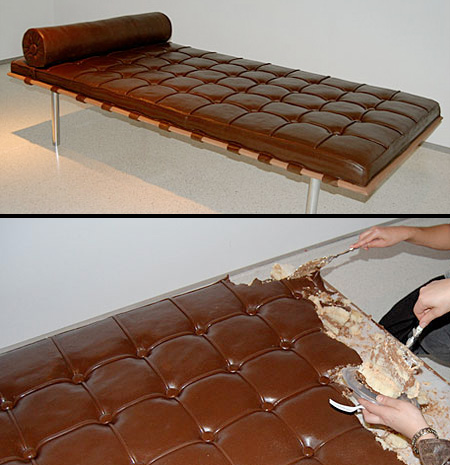 Edible Bed