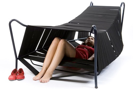 Tunnel Bed