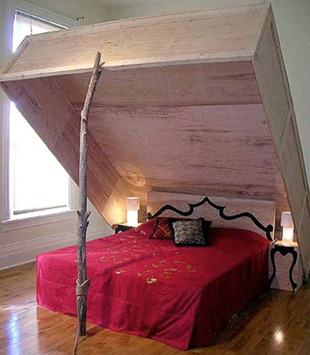 Mouse Trap Bed
