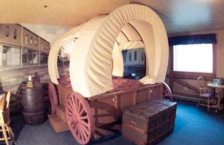 Wagon Bed
