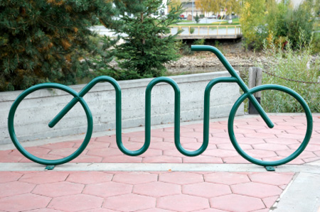 Bicycle Rack