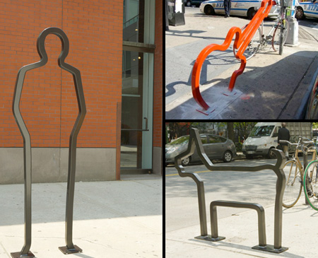 Creative Bike Racks
