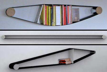 Elastico Bookshelf