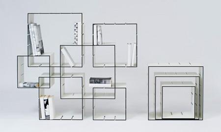 Konnex Bookshelf