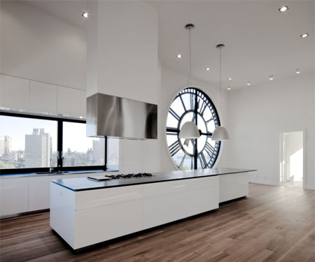 Clocktower Apartment