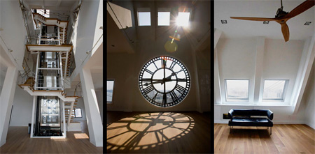 Clock Tower Home