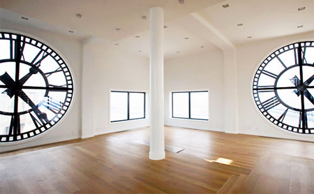 Clock Tower Room