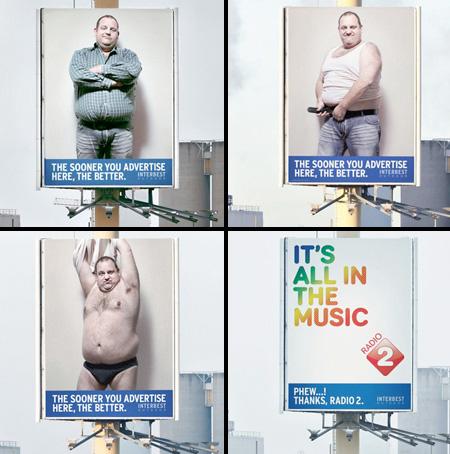 Interbest Outdoor Ads