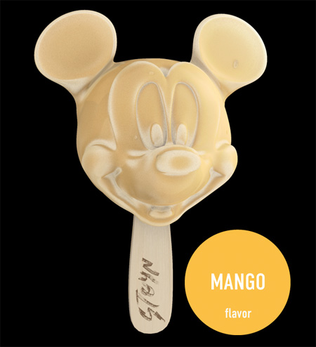 Mickey Mouse Ice Cream