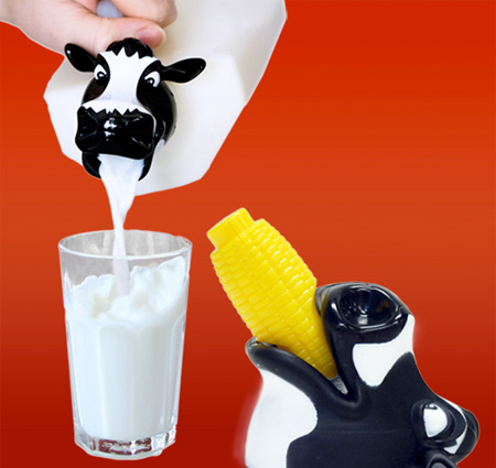 Milky Moo Milk Head
