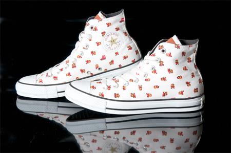 Converse Mario Shoes