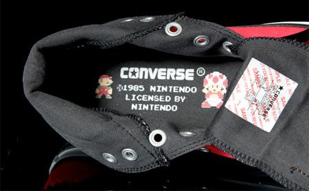 Converse Mario