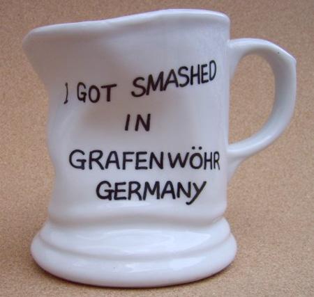 Smashed Mug