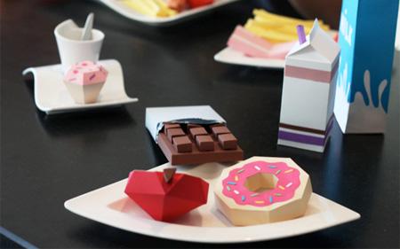 Paper Chocolate