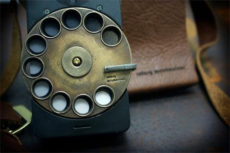 Rotary Mechanical Smartphone