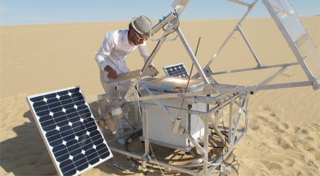 Solar Powered 3D Printer