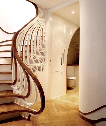 For More Cool Stairs Check Out 15 Unique And Creative Staircases