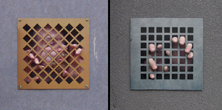 Trapped People Street Art