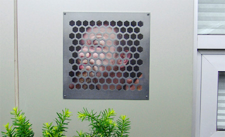 Trapped Person
