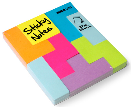 Block Sticky Notes