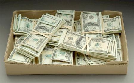 Wooden Money
