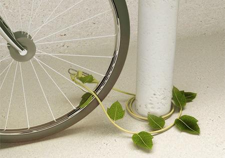 Ivy Bicycle Lock