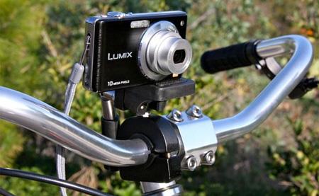Handlebar Camera Mount
