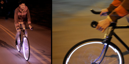 Bicycle Safety Lighting System