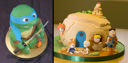 Cool and Unusual Cakes