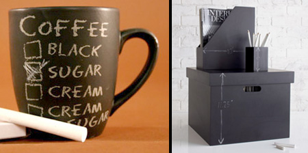Chalkboard Inspired Products