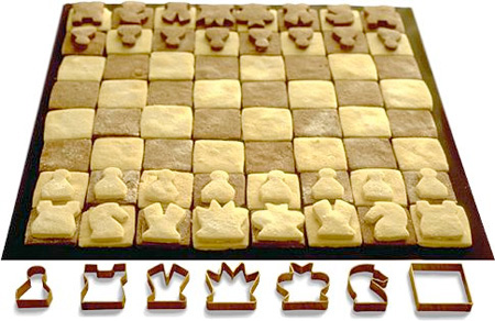 Edible Chess Set