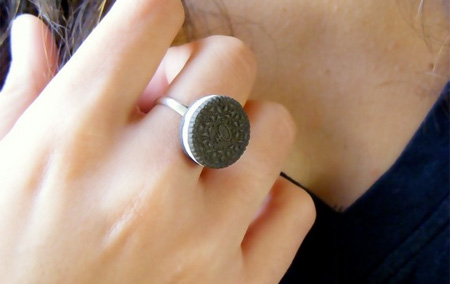 Oreo Ring