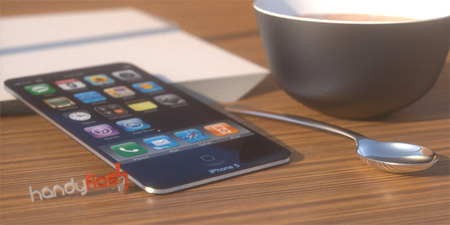 Thin iPhone Concept