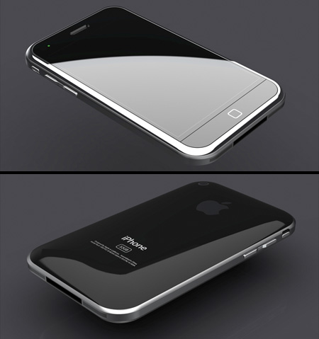 Elegant iPhone Concept