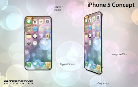 Alternative Industries iPhone 5 Concept